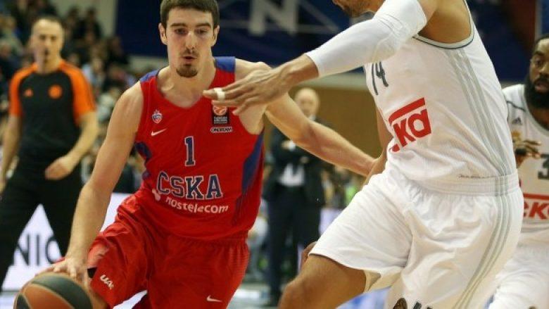 Euroleague, CSKA e Moskës nuk njeh rivalë