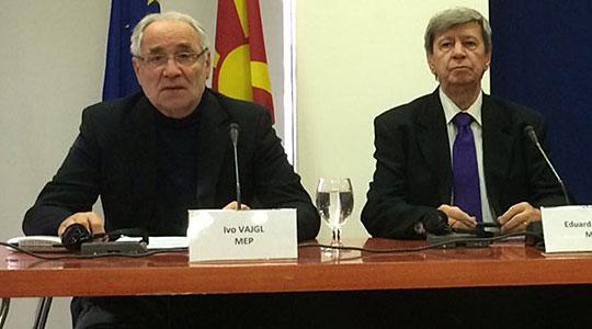 Kukan e Felkenshtajn në Maqedoni, apel për zgjedhje demokratike