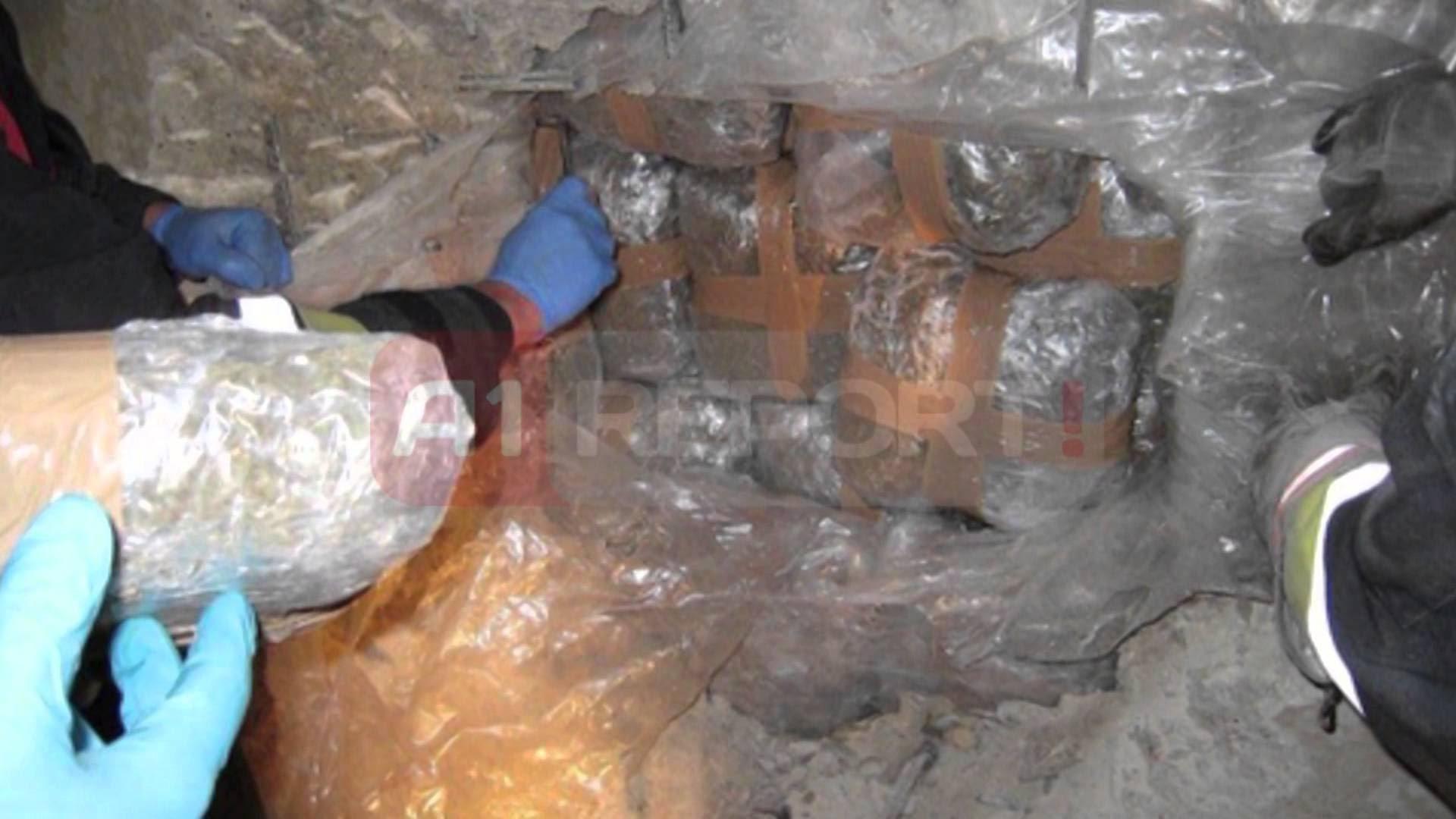 Tre vlonjatë kapen me 1.6 ton drogë në Bari të Italisë