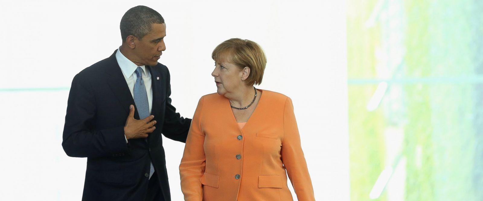 Obama nis vizitën e fundit në Berlin si President