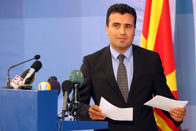 si aritën përgjimet te Zoran Zaev ?