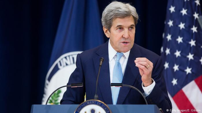 Kerry:  rruga e vetme për paqen në Lindjen e Afërt është zgjidhja me dy shtete