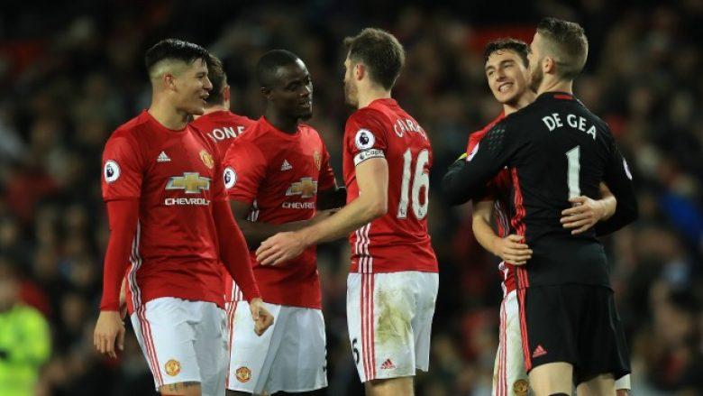 'Çmendet' Manchester United, 182 milionë euro për tre lojtarë