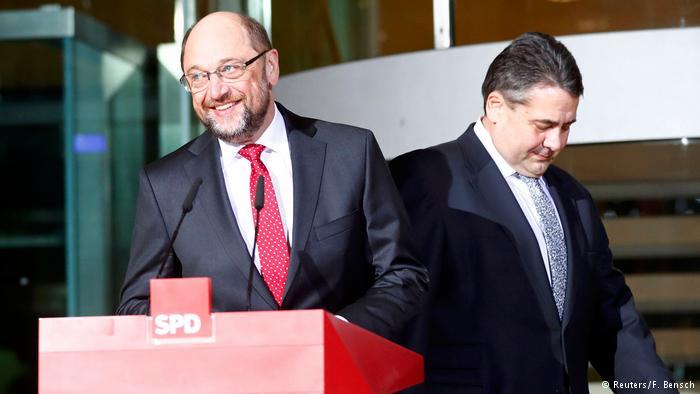 Partia Socialdemokrate në Gjermani nxjerr Martin Schulz në garën për kancelar
