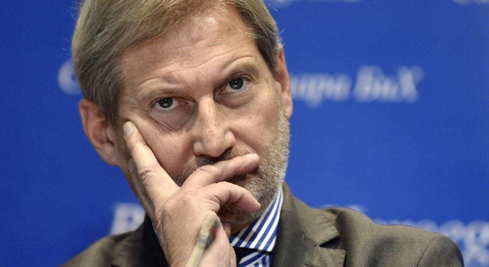 Hahn: Serbia dhe Kosova të shohin përpara
