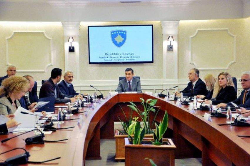 Sot mblidhet kryesia e Kuvendit të Kosovës