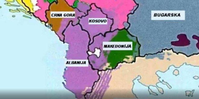 Dokumenti i CIA-s: Trojet shqiptare bashkohen në 2035