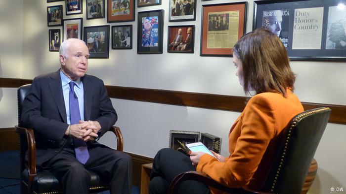 McCain: Putini do të shfrytëzojë çdo përparësi