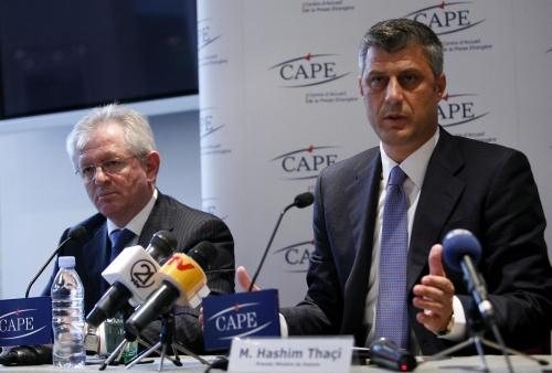 Presidenti Thaçi jep urdhër të ndalohet hyrja e trenit serb në Kosovë