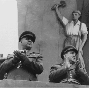 HISTORI SHQIPTARE 1946: KUR LULËZONTE MIQËSIA SHQIPËRI-JUGOSLLAVI