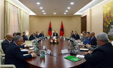 Mbledhja e Këshillit të Sigurisë, Presidenca zbardh detajet