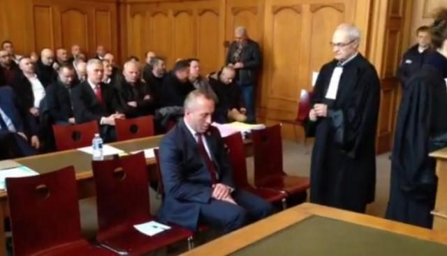 Ramush Haradinaj refuzon të ekstradohet në Serbi (VIDEO)