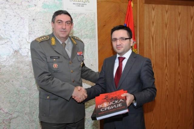 Kosova lëshon fletarrest për gjeneralin serb me të cilin u takua ministri i BDI-së