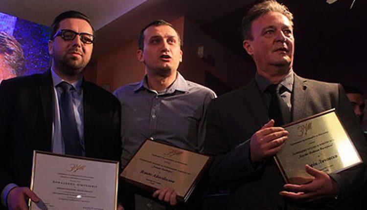 SHGM ndanë çmimet për gazetarët dhe fotoreporterët më të mirë në Maqedoni
