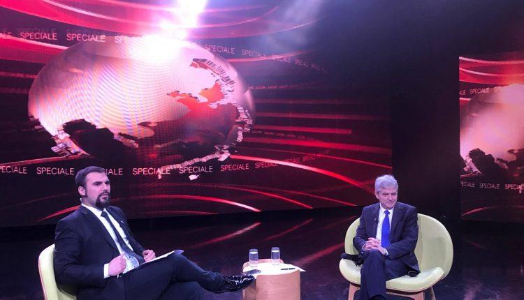 Ahmeti: S'ka sinjal se do të mblidhet Kuvendi, gabimin e BESËS po e shfrytëzon Ivanovi e Gruevski (VIDEO)