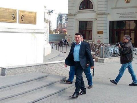 Zaev sot përsëri duhet të paraqitet te Zvërlevski