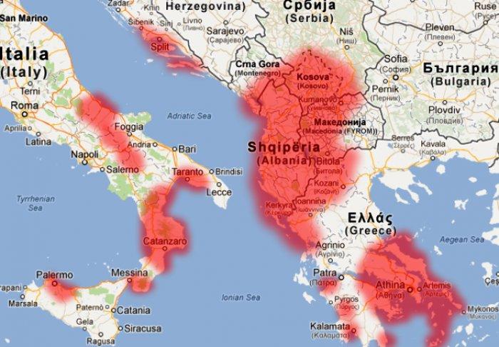 """""""The New York Times"""": Gjuha Shqipe në mesin e 3 gjuhëve më të vjetra në botë"""