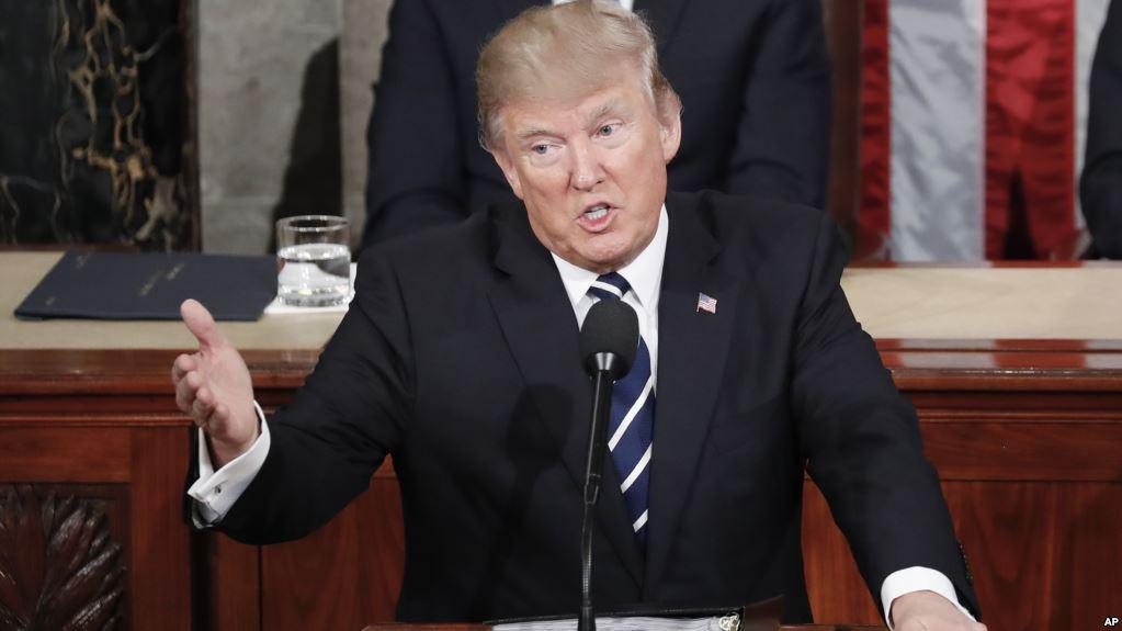 Spekulime mbi tonin e zbutur të Presidentit Trump