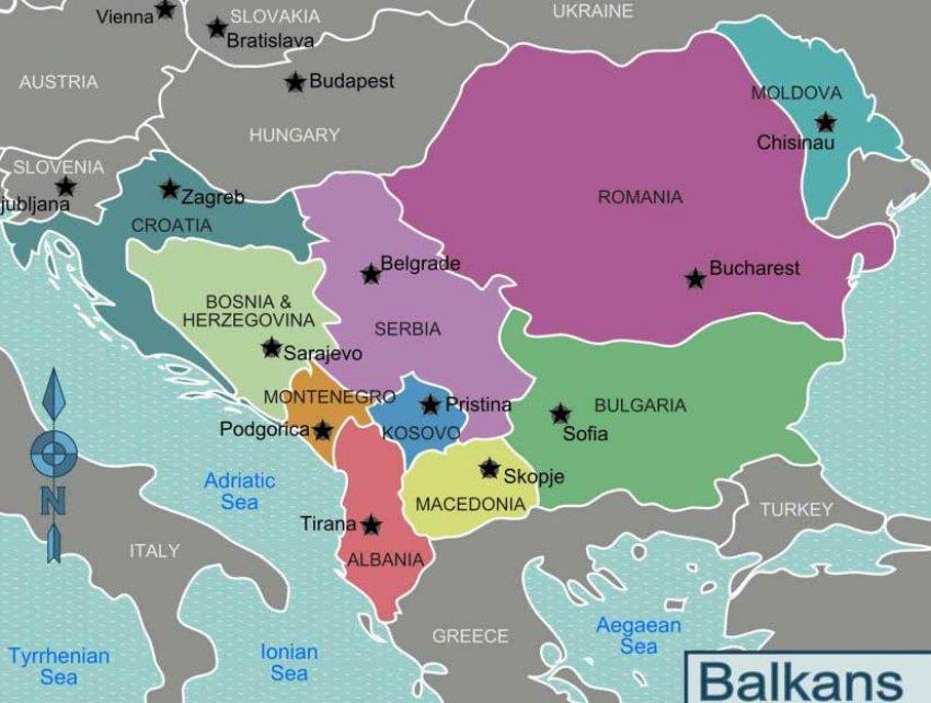 Këto janë shtetet në të cilat vepron grupi pjesë e të cilit është Murat Jashari
