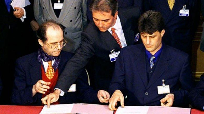 18 vjet nga nënshkrimi i marrëveshjes në Rambuje të Parisit