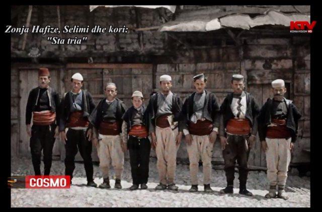 Kjo është kënga e parë shqipe e regjistruar