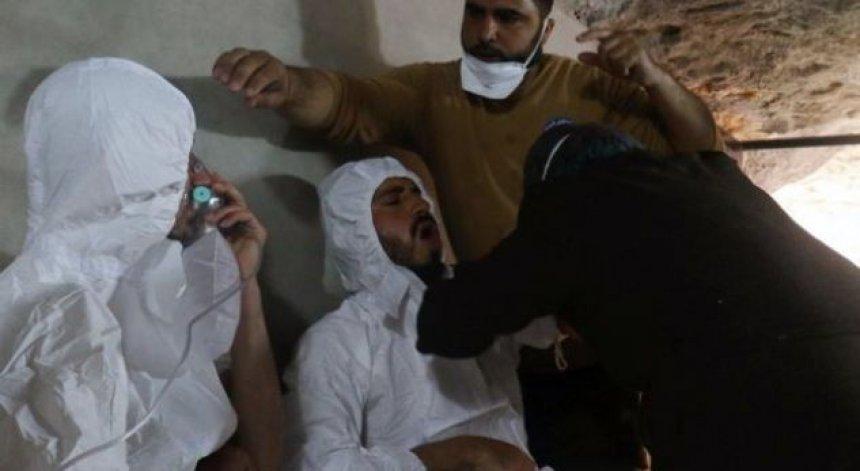 Amerika fajëson Rusinë për sulmin kimik në Siri