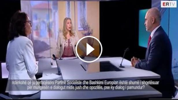 Rama korrigjon gazetaren franceze: S'ka minoritet shqiptar në Maqedoni, por…