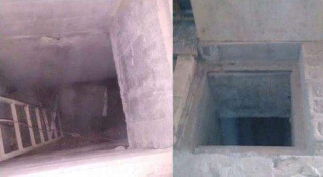 Zbulohet një tunel sekret në një burg meksikan në kufi me SHBA-në (Video/Foto)