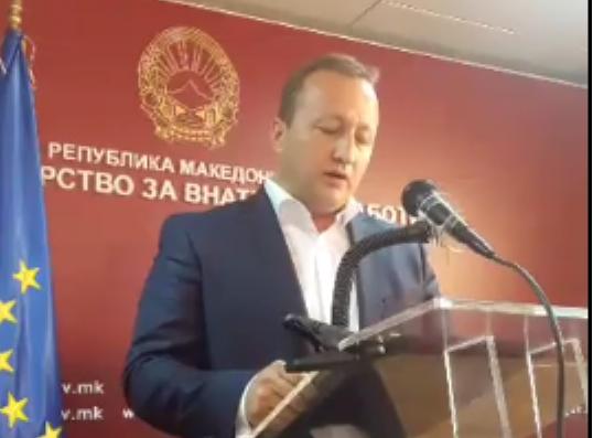 Ministri i punëve të brendshme Agim Nuhiu: Kthim prapa nuk ka, kam kërkuar dorëheqjen e Çavkovit (VIDEO)