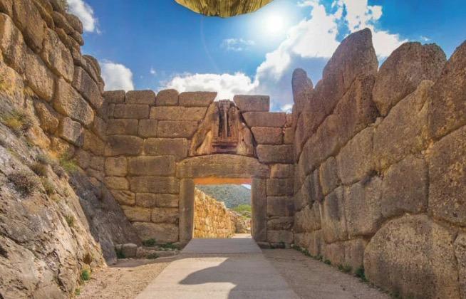 Mikena: Kamzhiku i historisë