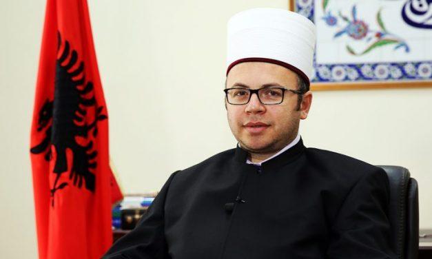 Kryetari i Komunitetit Mysliman Shqiptar, Bruçaj Uron festat muslimanve: Jini solidarë gjatë ramazanit