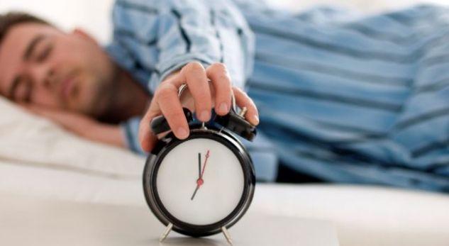 Personat të cilët kanë vështirësi të zgjohen nga gjumi janë më inteligjentë