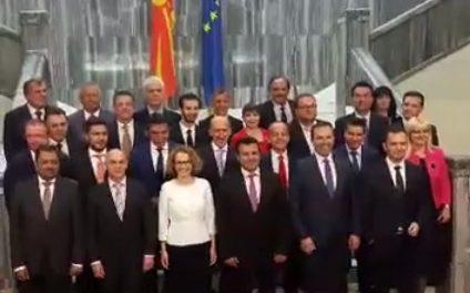Maqedonia me qeveri të re, Zoran Zaev zgjidhet kryeministër