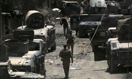 Forcat irakiane nisin sulmin e fundit në Mosul