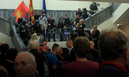 Suspendohen edhe 11 policë, pesë janë shqiptarë