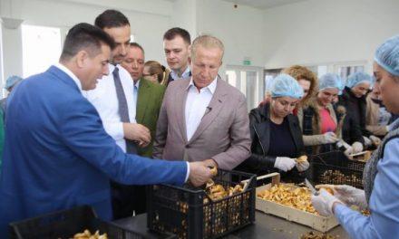 Pacolli në Mitrovicë: Me AKR-në në qeverisje, Kosova do të zhvillohet rrënjësisht