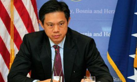 Yee: Moska nuk do aderimin e vendeve të Ballkani në BE, por Shqipëria dhe Mali i Zi kanë mbështetjen e SHBA