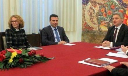 Zaev dhe Ivanov urojnë muajin e Ramazanit