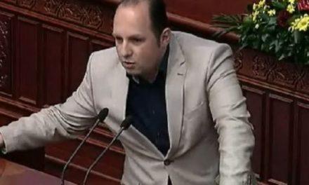 Deputeti i Besës pyet Zaevin: A mendon ende se është i korruptuar njëri nga ministrat e BDI-së