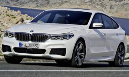 Premiera e BMW Serie 6 Grand Turismo në shtator (Foto)