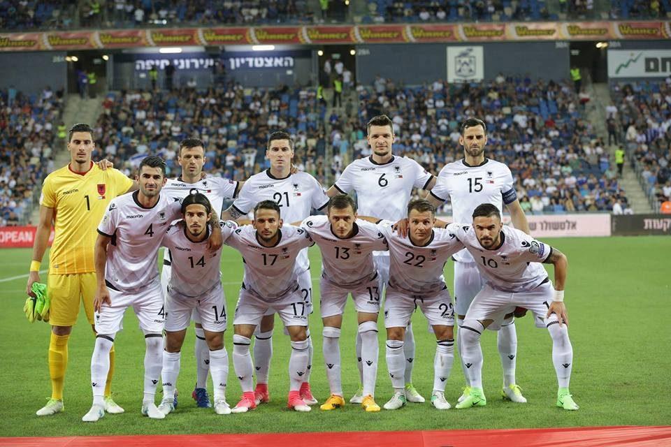 Festë e çmendur e lojtarëve të Kombëtares pas fitores së thellë ndaj Izraelit (Foto)