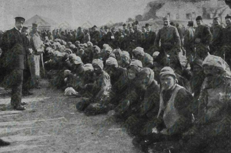 Daily Telegraph: Serbët ekzekutuan në Prishtinë 5.000 shqiptarë, në vitin 1912