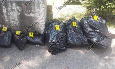 Korçë, 5 të arrestuar, 25 kg drogë dhe falsifikim dokumentesh