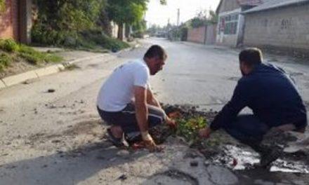Rinia mbjell lule në asfalt, goditje e fuqishme për komunën e Sarajit dhe Bekim Muratin