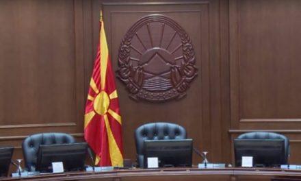 Qeveria e R.Maqedonisë sot do të mbajë seancën e tetë