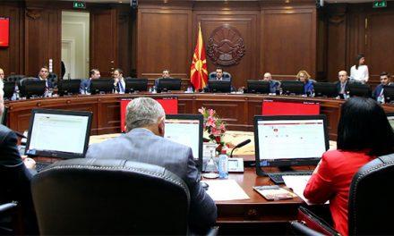 Qeveria, seancë për prioritetet reformuese në BE dhe NATO