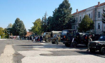 """Ky do të jetë Komandant i ri i kazermës """"Boro Menkov"""" në Kumanovë"""