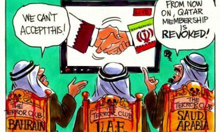 Pse Katari është vendosur në këndin e të prapëve