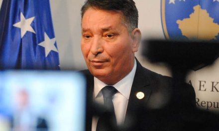 Lekaj thotë se Albin Kurti do t'i thotë i pari 'PO' Qeverisë Haradinaj