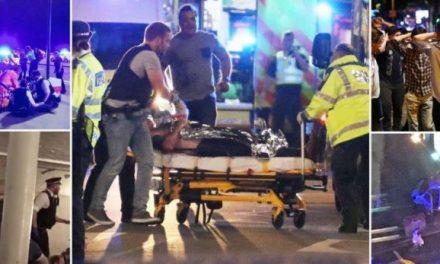 Mesazhi rrëqethës i terroristëve, që po qarkullon në rrjetet sociale pas sulmeve të përgjakshme në Londër (Foto)